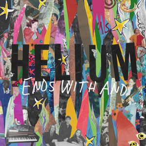 "Helium ""Ends with And"" 2xLP"