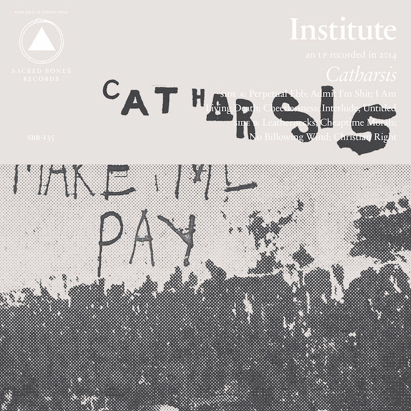 "Institute ""Catharsis"" LP"