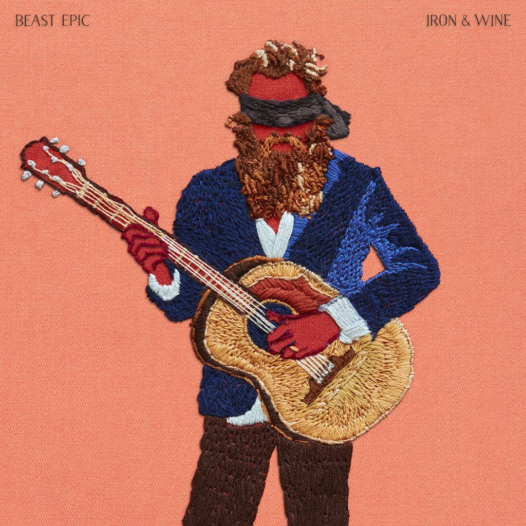 "Iron and Wine ""Beast Epic"" 2xLP (Deluxe Edition)"