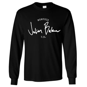 "Julien Baker ""Stamp"" Long-Sleeve Shirt"