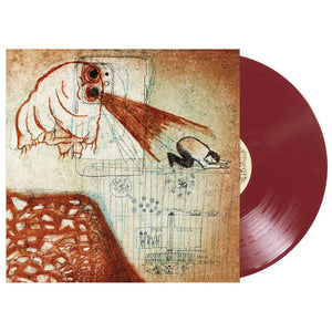 "Deerhoof ""Future Teenage Cave Artists"" LP (Blood Red Vinyl)"