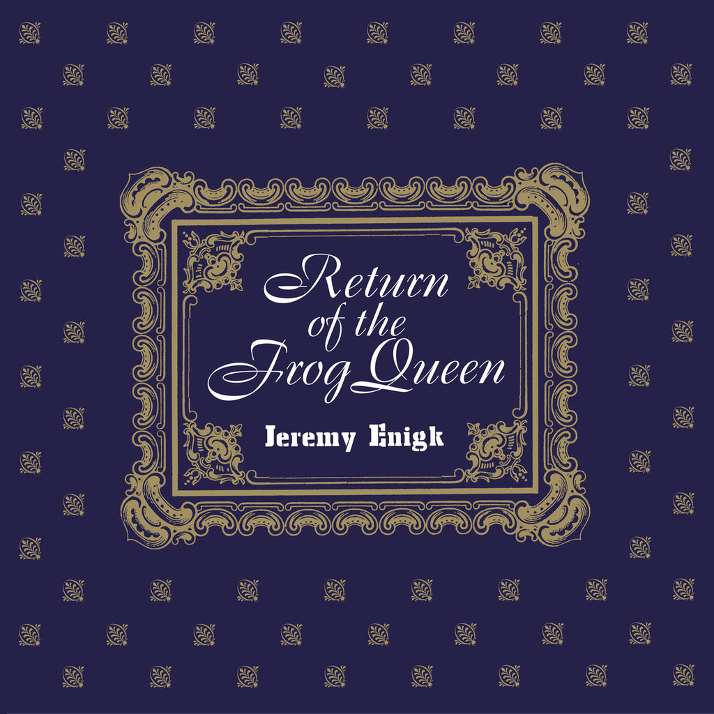 "Jeremy Enigk ""Return of the Frog Queen"" Reissue LP"