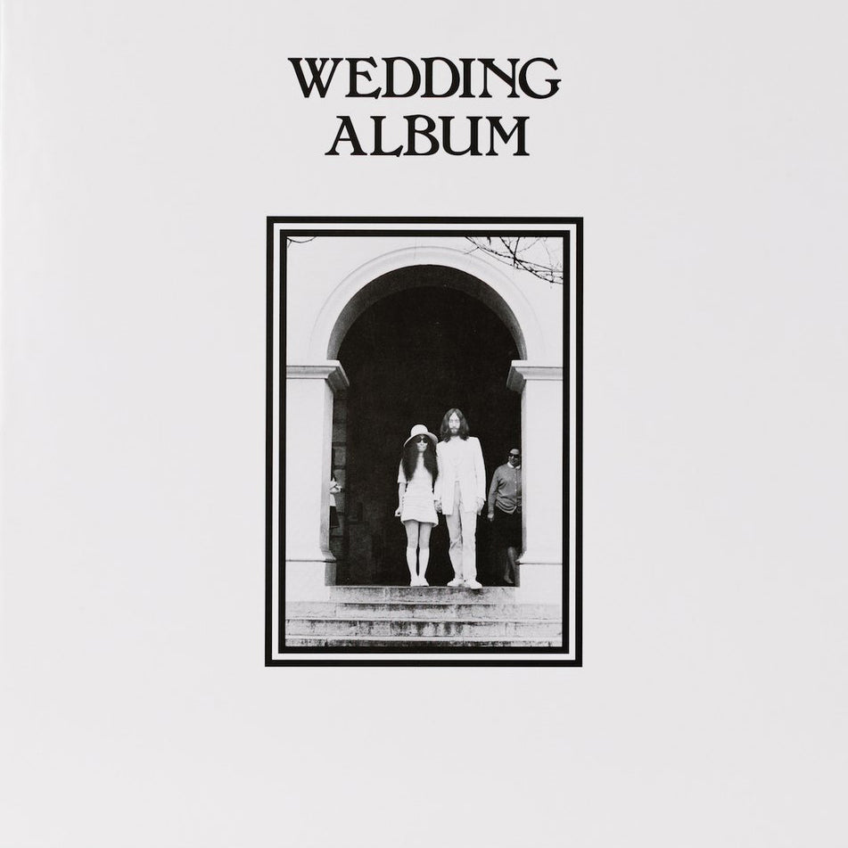 "John Lennon & Yoko Ono ""Wedding Album"" LP Boxset"