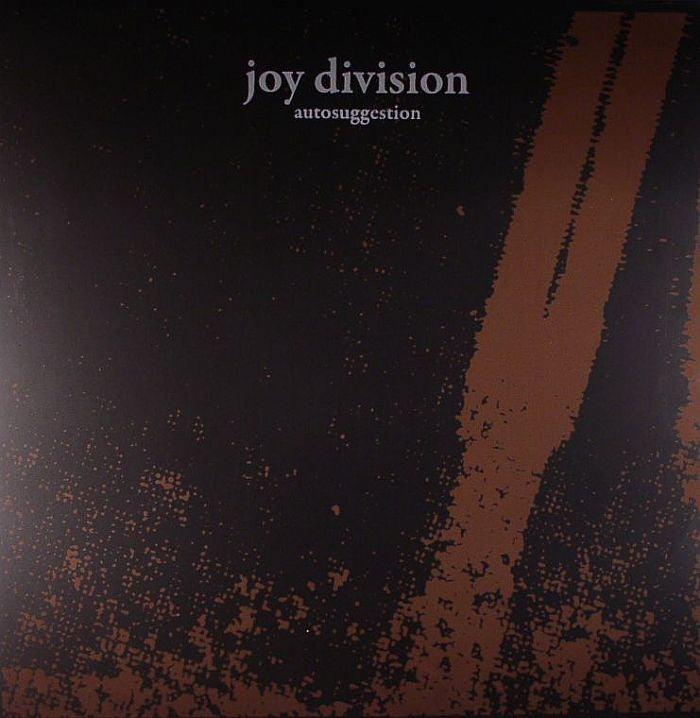 "Joy Division ""Autosuggestion"" LP"