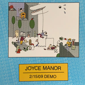 "Joyce Manor ""02/15/09 Demo"" 7"""