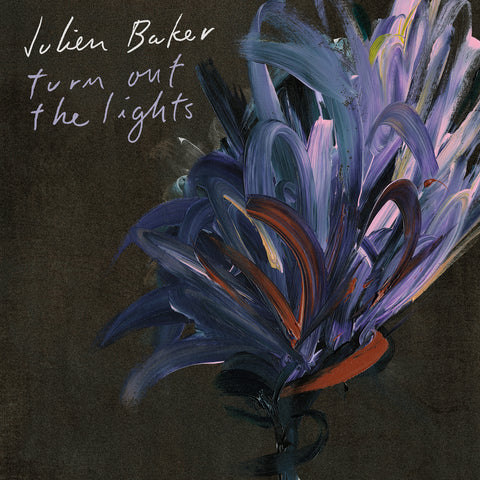 "Julien Baker ""Turn Out The Lights"" CD"