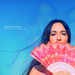 "Kacey Musgraves ""Golden Hour"" LP"