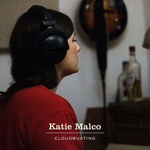 "Katie Malco ""Cloudbusting"" Digital Single"