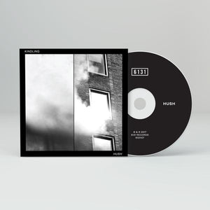 "Kindling ""Hush"" LP/CD/Tape"