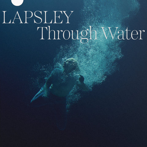 "Låpsley ""Through Water"" LP"