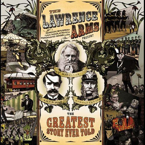 "The Lawrence Arms ""The Greatest Story Ever Told"" LP"