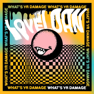 "Lovelorn ""What's Yr Damage"" LP/CD - PREORDER"