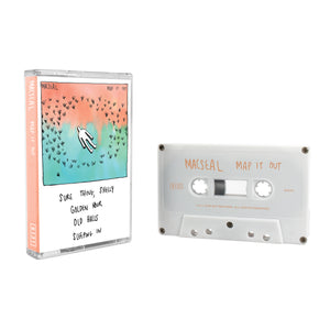 "Macseal ""Map It Out"" Tape"