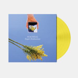"Macseal ""Super Enthusiast"" LP/CD"
