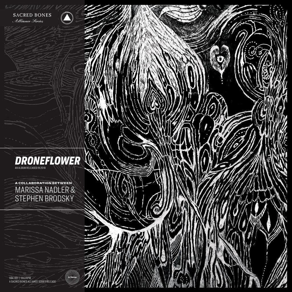 "Marissa Nadler and Stephen Brodsky ""Droneflower"" LP"