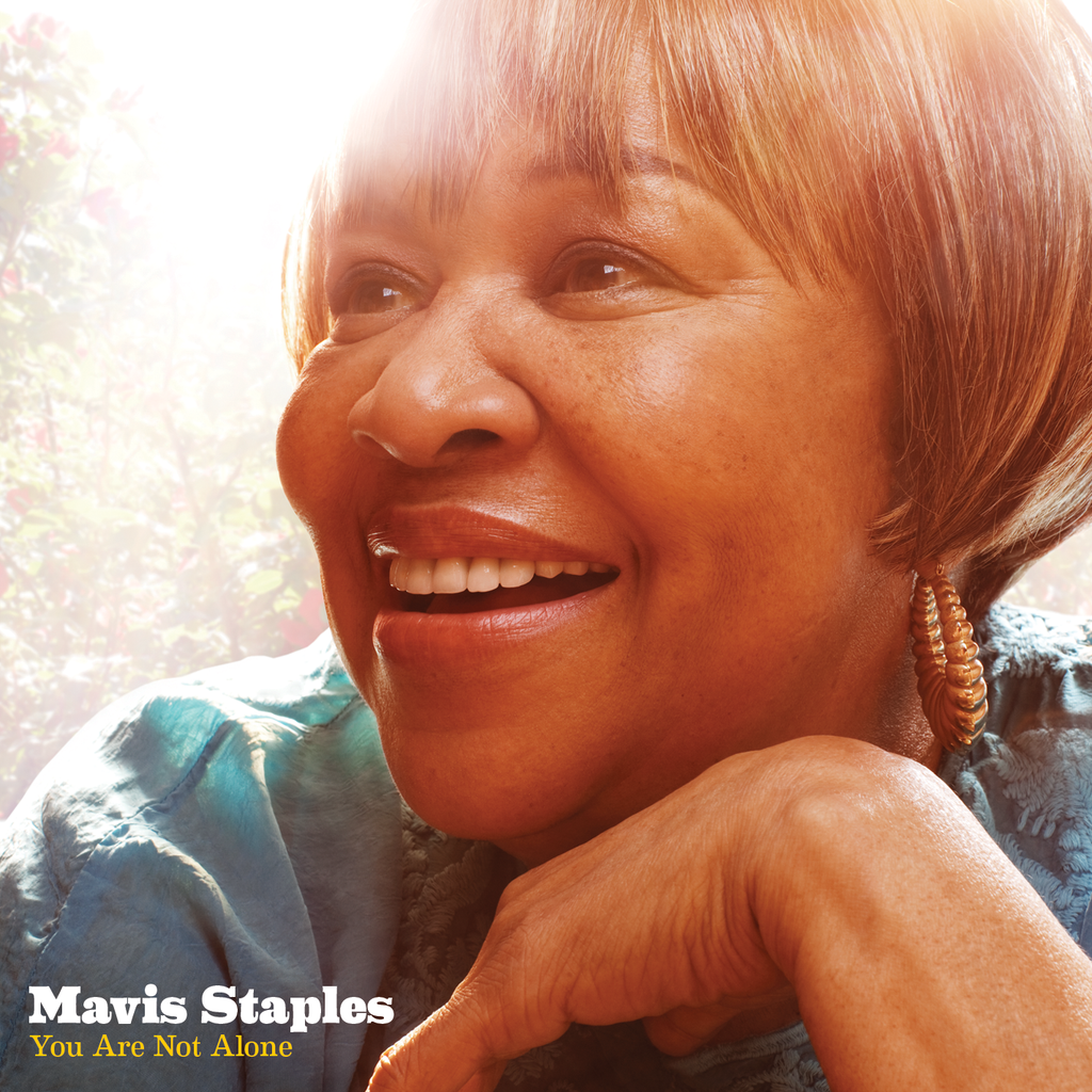 "Mavis Staples ""You Are Not Alone"" LP"
