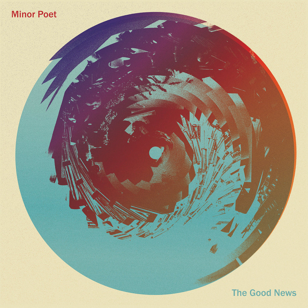 "Minor Poet ""The Good News"" LP"