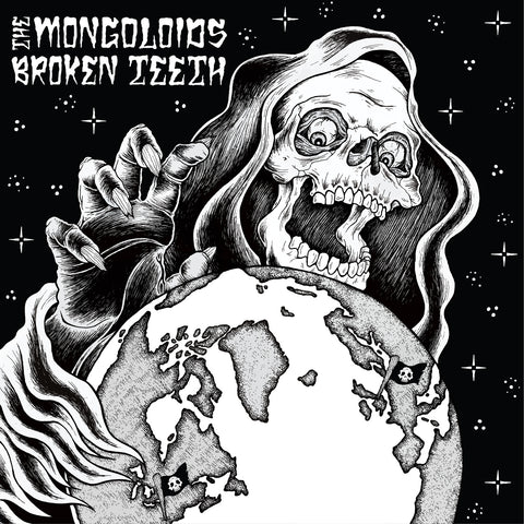 "The Mongoloids / Broken Teeth ""Split"" 7"""