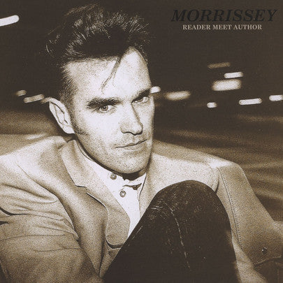 "Morrissey ""Reader Meet Author"" LP"