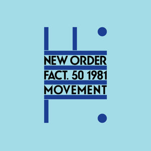 "New Order ""Movement"" LP"