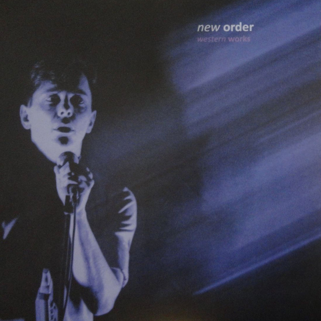 "New Order ""Western Works"" LP"