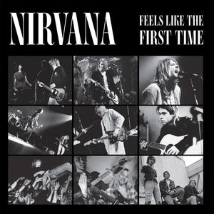 "Nirvana ""Feels Like The First Time"" 2xLP"