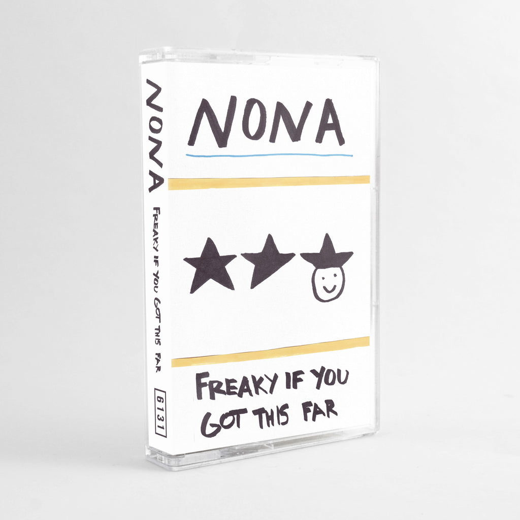 "Nona ""Freaky If You Got This Far"" Tape"