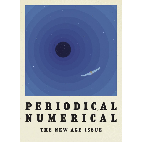 """Periodical Numerical Volume 2: The New Age Issue"" Magazine"
