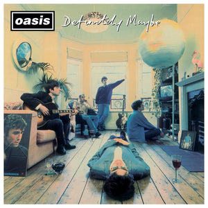 "Oasis ""Definitely Maybe"" 2xLP"