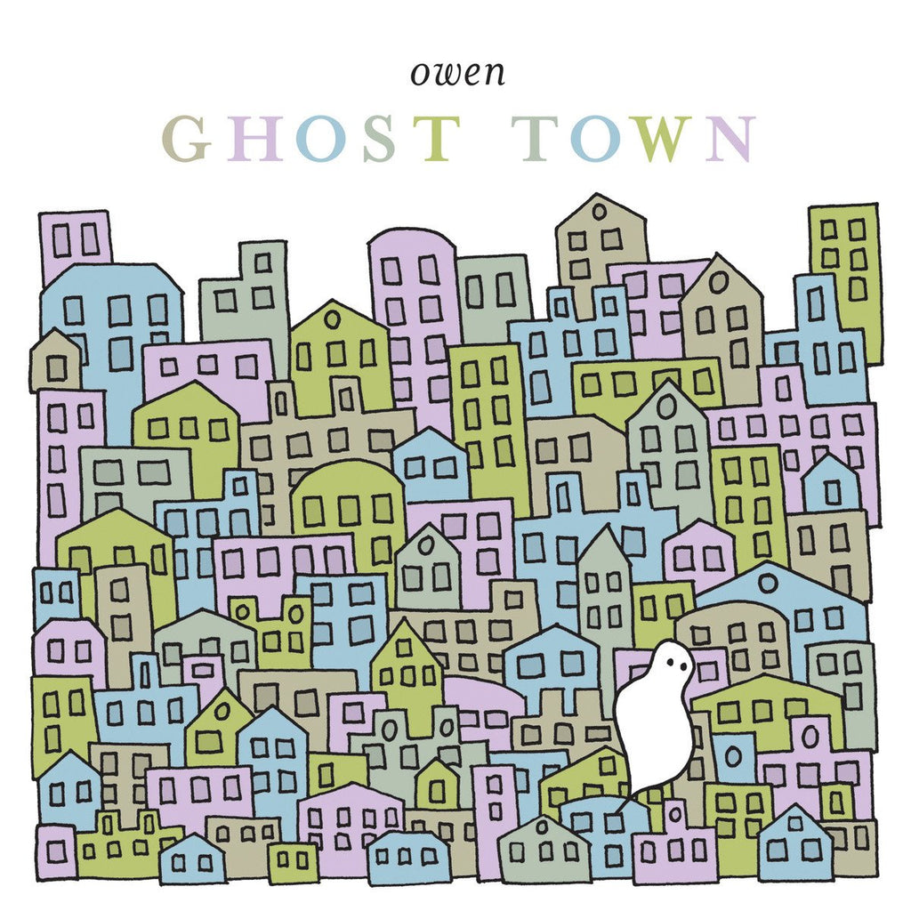 "Owen ""Ghost Town"" LP"