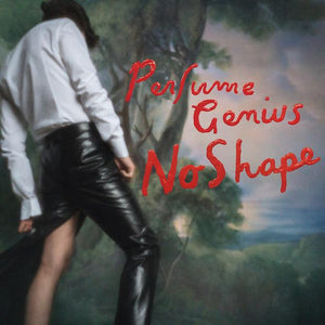 "Perfume Genius ""No Shape"" 2xLP (Clear Vinyl)"