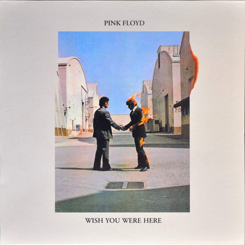 "Pink Floyd ""Wish You Were Here"" LP"