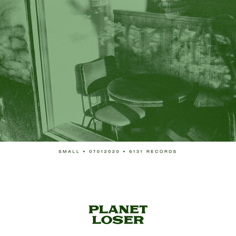 "Planet Loser ""Small"" Digital Single"