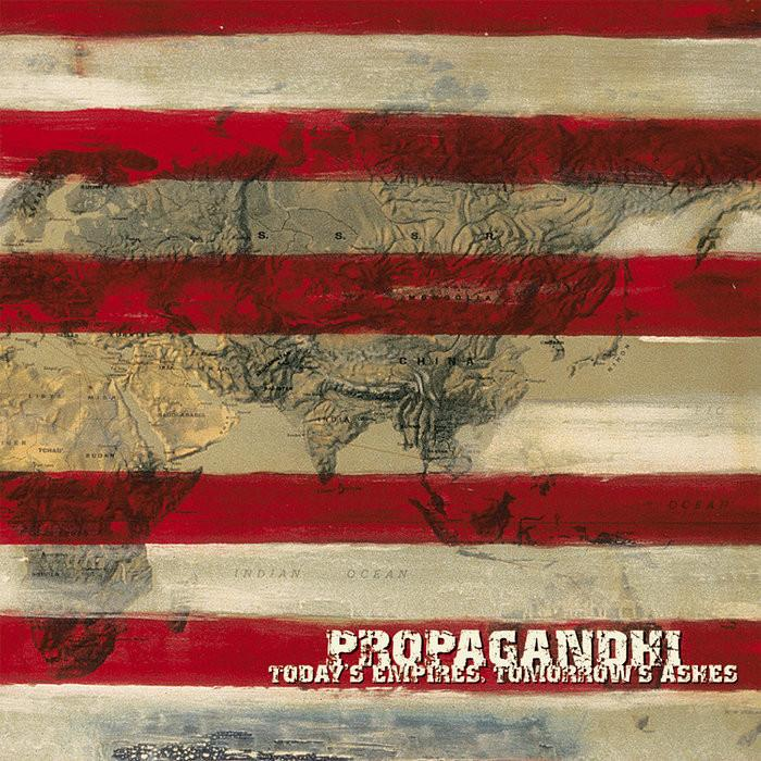 "Propagandhi ""Today's Empires, Tomorrow's Ashes"" LP"