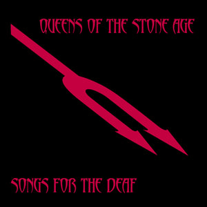 "Queens of the Stone Age ""Songs for the Deaf"" 2xLP"