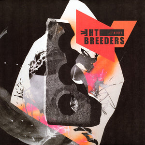 "The Breeders ""All Nerve"" LP (Orange Vinyl)"