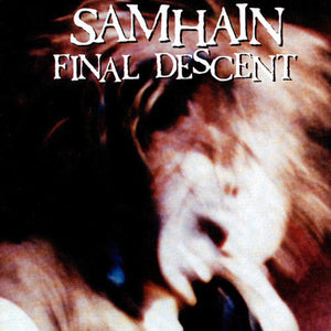 "Samhain ""Final Descent"" LP (Blue Vinyl)"