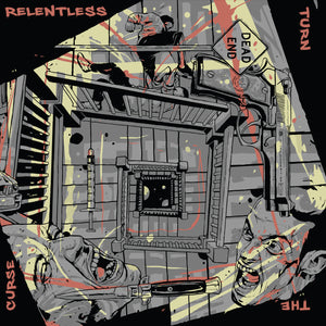 "Relentless ""Turn The Curse"" LP"