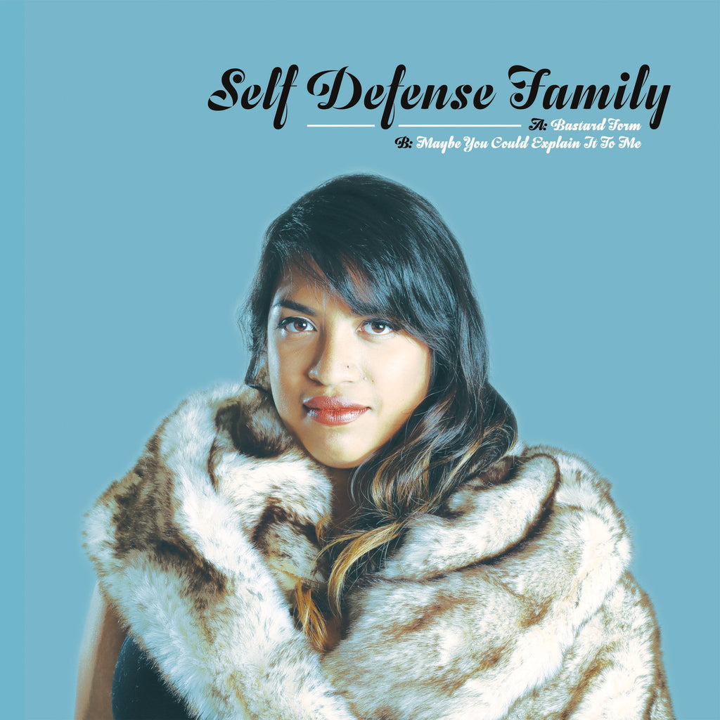"Self Defense Family ""Bastard Form"" 7"""