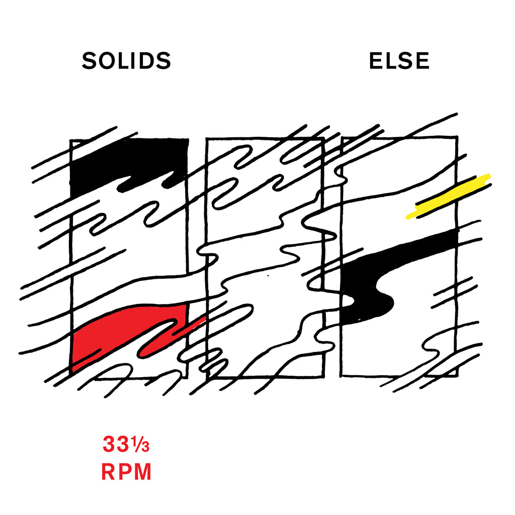 "Solids ""Else"" 12"""