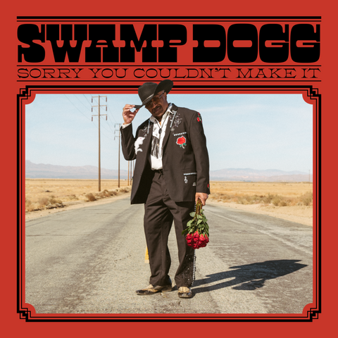"Swamp Dogg ""You Couldn't Make It"" LP+7"""