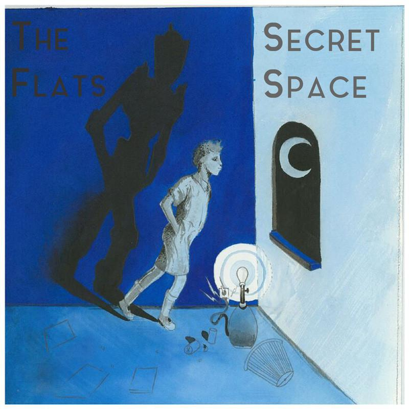 "Secret Space / The Flats ""Split"" 7"""