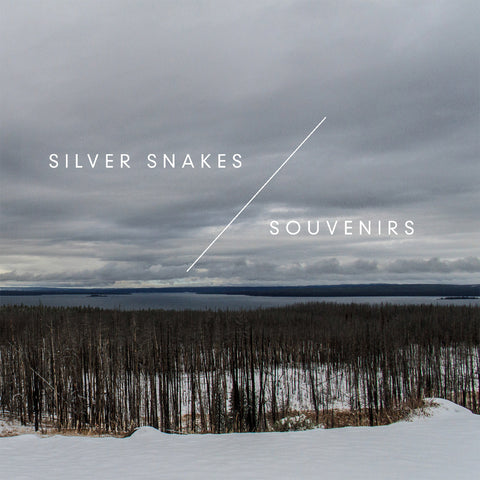 "Silver Snakes / Souvenirs ""Winter Songs"" 7"""