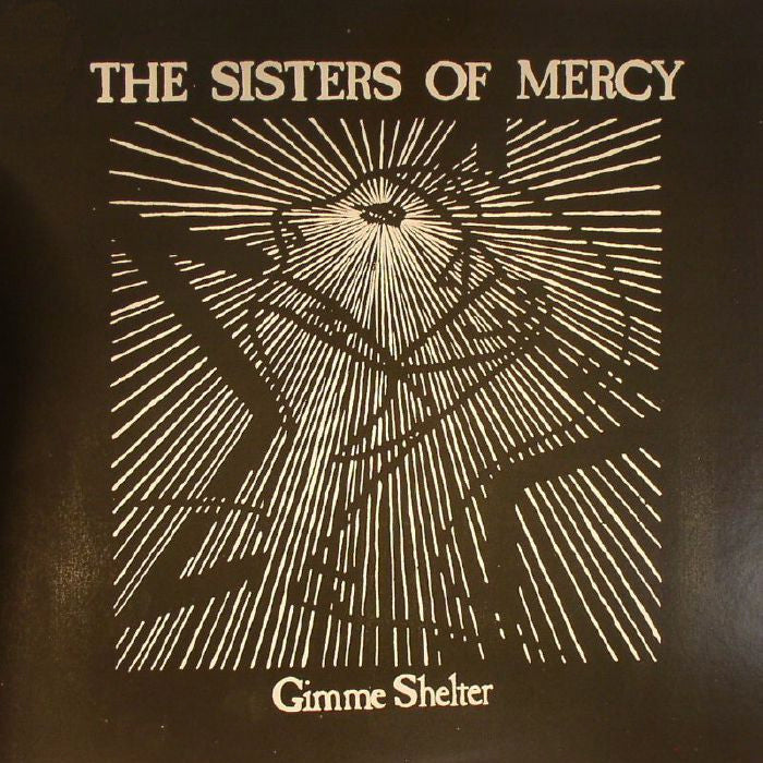 "The Sisters of Mercy ""Gimme Shelter"" LP"
