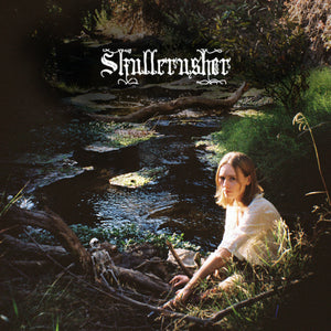 "Skullcrusher ""s/t"" 12"" (Cloudy Clear Vinyl)"