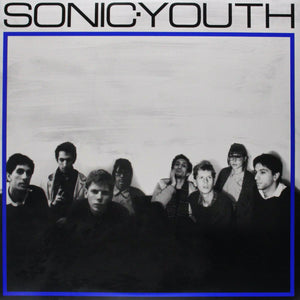 "Sonic Youth ""s/t"" LP"