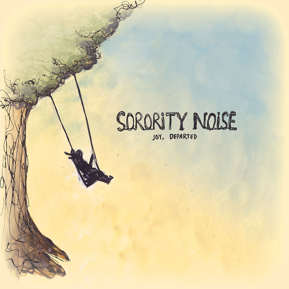 "Sorority Noise ""Joy, Departed"" LP"