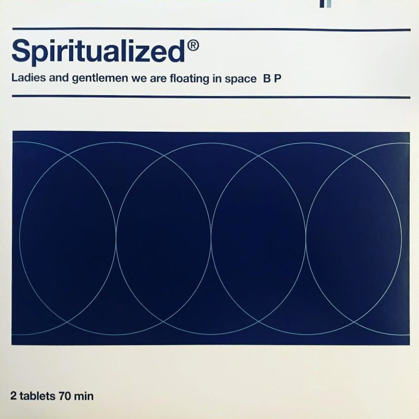"Spiritualized ""Ladies and Gentlemen We Are Floating in Space"" 2xLP"