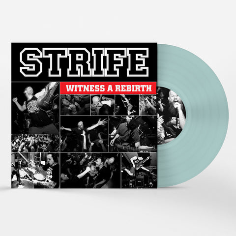 "Strife ""Witness A Rebirth"" LP/CD"