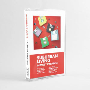 "Suburban Living ""Almost Paradise"" LP/CD/Tape"